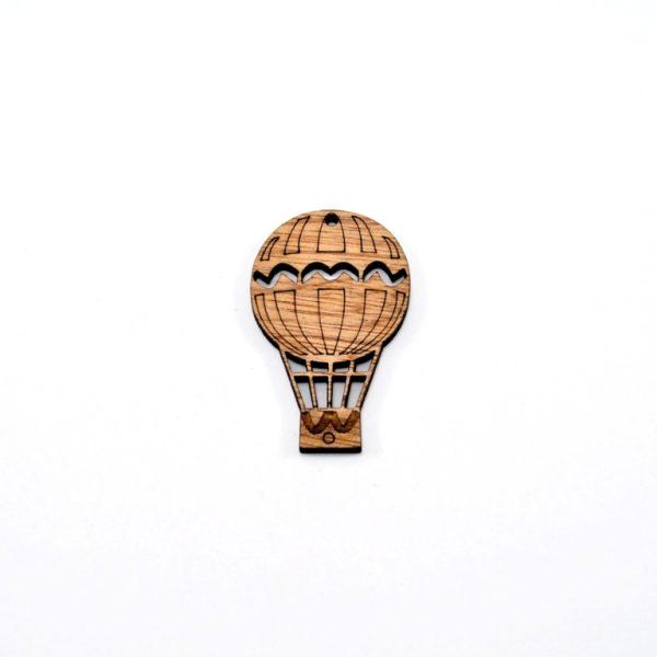 Αερόστατο Ξύλινο 5×3,3cm